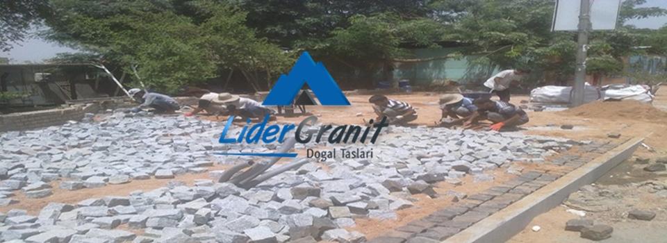 Bağdat granit parke taşı